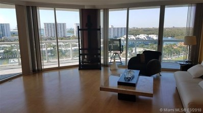 16500 Collins Ave UNIT 1554, Sunny Isles Beach, FL 33160 - MLS#: A10383749