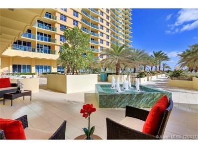 2501 S Ocean Dr UNIT L12, Hollywood, FL 33019 - MLS#: A10384049