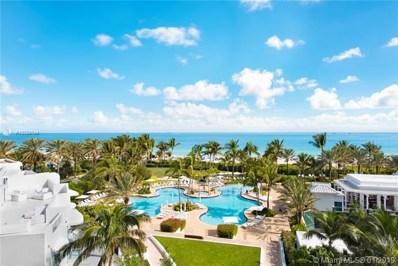 100 S Pointe Dr UNIT 607, Miami Beach, FL 33139 - MLS#: A10384144