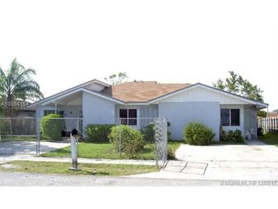 18802 SW 113th Ave UNIT 10, Miami, FL 33157 - MLS#: A10384154