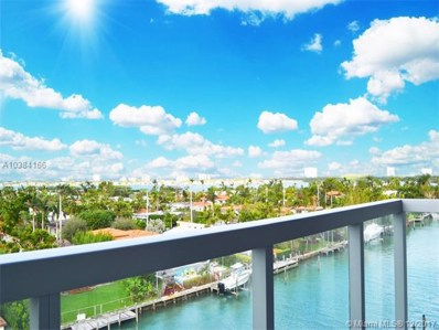 9940 W Bay Harbor Dr UNIT 6D, Bay Harbor Islands, FL 33154 - MLS#: A10384166