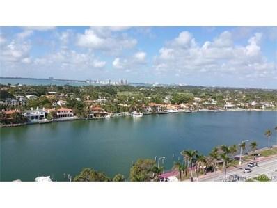 5225 Collins Ave UNIT 1621, Miami Beach, FL 33140 - MLS#: A10384168