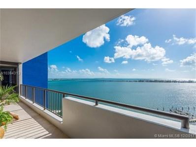 1581 Brickell Ave UNIT 1202, Miami, FL 33129 - MLS#: A10384313
