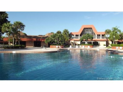 3130 Holiday Springs Blvd UNIT 111, Margate, FL 33063 - MLS#: A10384403