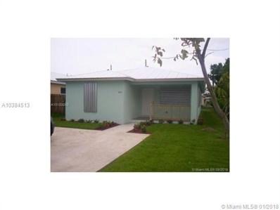 862 SW 6th St, Homestead, FL 33030 - MLS#: A10384513