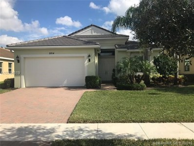 2814 Bellarosa Cir, Royal Palm Beach, FL 33411 - MLS#: A10384619