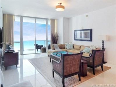 15811 Collins Avenue UNIT 1403, Sunny Isles Beach, FL 33160 - MLS#: A10384623