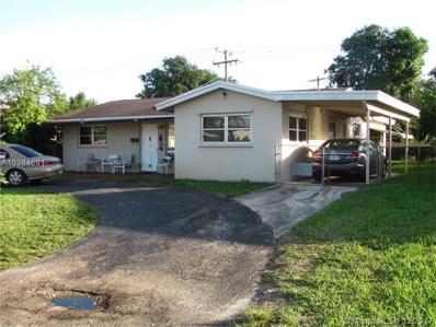 6960 Harding St, Hollywood, FL 33024 - MLS#: A10384691