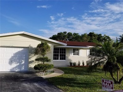 4825 NW 8th Ct, Plantation, FL 33317 - MLS#: A10384735