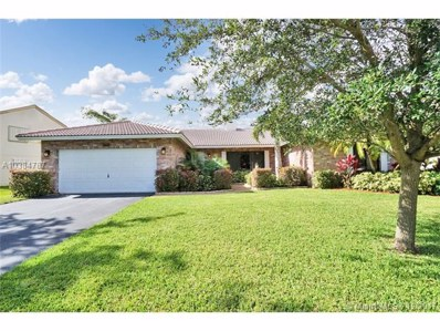 672 NW 109th Ter, Coral Springs, FL 33071 - MLS#: A10384787
