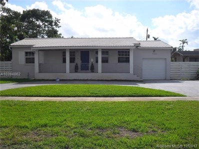 920 Plover Ave, Miami Springs, FL 33166 - MLS#: A10384862