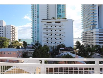 471 NE 25th St UNIT 502, Miami, FL 33137 - MLS#: A10384908
