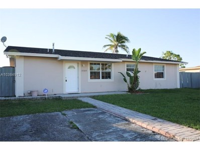 25320 SW 124th Ct, Homestead, FL 33032 - MLS#: A10384912