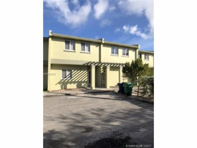 20425 NW 15th Ave UNIT 6, Miami Gardens, FL 33169 - MLS#: A10385036
