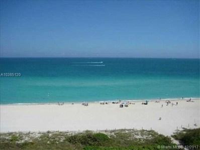 5701 Collins Ave UNIT 702, Miami Beach, FL 33140 - MLS#: A10385120