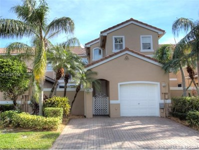 1275 Yellowheart Way UNIT 1275, Hollywood, FL 33019 - MLS#: A10385158