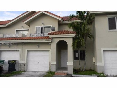 10901 NW 88th Ter UNIT 804, Doral, FL 33178 - MLS#: A10385200