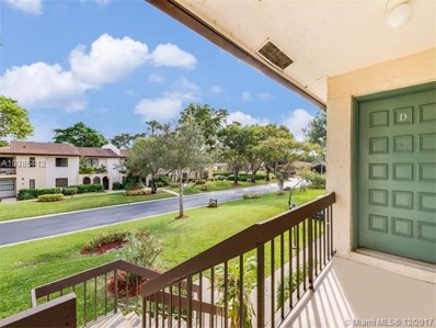 21699 Cypress Rd UNIT 17D, Boca Raton, FL 33433 - MLS#: A10385412