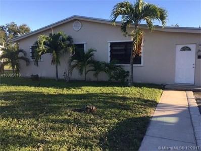 4664 SW 35th St, West Park, FL 33023 - MLS#: A10385619