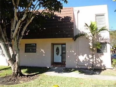 8930 NW 15th Ct UNIT 8930, Pembroke Pines, FL 33024 - MLS#: A10385753