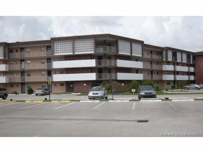 2901 NW 46th Ave UNIT 409, Lauderdale Lakes, FL 33313 - MLS#: A10385767
