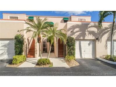 6614 Villa Sonrisa Dr UNIT 112, Boca Raton, FL 33433 - MLS#: A10385812
