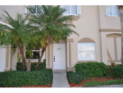 2216 SE 23 Terrace UNIT 2216, Homestead, FL 33035 - MLS#: A10385903