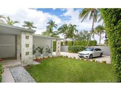 736 W 51st St, Miami Beach, FL 33140 - #: A10385930