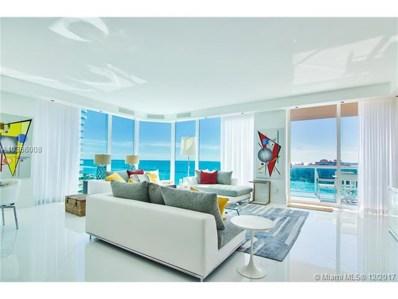 300 S Pointe Dr UNIT 1501, Miami Beach, FL 33139 - MLS#: A10386008