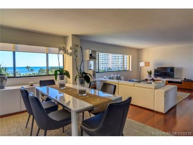 650 Ocean Dr UNIT 7C, Key Biscayne, FL 33149 - MLS#: A10386351