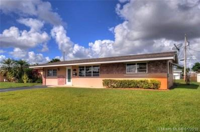 7871 NW 14th St, Pembroke Pines, FL 33024 - MLS#: A10386508