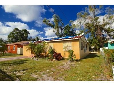 751 NW 117th St, Miami, FL 33168 - MLS#: A10386529