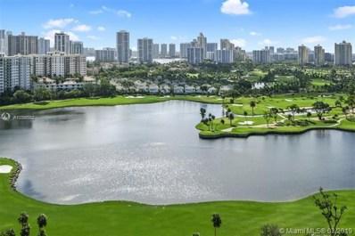 3675 SE Country Club Dr UNIT 2109, Aventura, FL 33180 - MLS#: A10386552