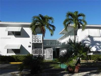 1719 Wiley St UNIT 14, Hollywood, FL 33020 - MLS#: A10386596
