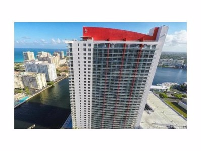 2602 E Hallandale Beach Blvd UNIT R1610AB, Hallandale, FL 33009 - MLS#: A10386643