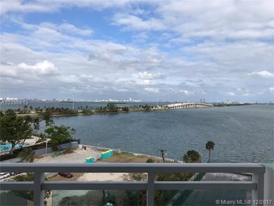 3301 NE 5th Ave UNIT 817, Miami, FL 33137 - MLS#: A10386813