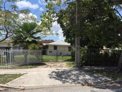 260 NW 33rd St, Miami, FL 33127 - #: A10386922
