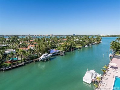 10000 W Bay Harbor Dr UNIT 622, Bay Harbor Islands, FL 33154 - MLS#: A10386996