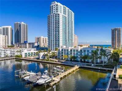 1945 S Ocean Dr UNIT 1706, Hallandale, FL 33009 - MLS#: A10387095