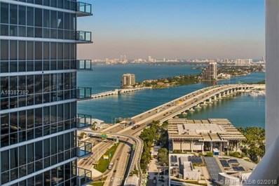 1040 Biscayne Blvd UNIT 3005, Miami, FL 33132 - MLS#: A10387382
