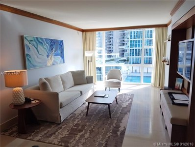 6801 Collins Ave UNIT 806, Miami Beach, FL 33141 - MLS#: A10387497