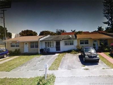 3561 SW 54th Ave UNIT 3561, West Park, FL 33023 - MLS#: A10387788