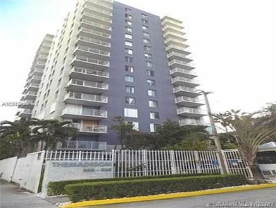 850 N Miami Ave UNIT 1510, Miami, FL 33136 - MLS#: A10387852