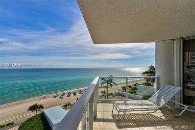 16445 Collins Ave UNIT 726, Sunny Isles Beach, FL 33160 - MLS#: A10387945