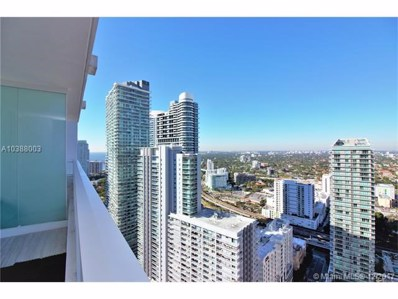1080 Brickell Ave UNIT 3705, Miami, FL 33131 - MLS#: A10388003