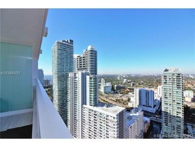 1080 Brickell Ave UNIT 3705, Miami, FL 33131 - MLS#: A10388003