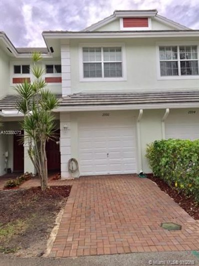 2992 NW 30th Ct UNIT 2992, Oakland Park, FL 33311 - MLS#: A10388073