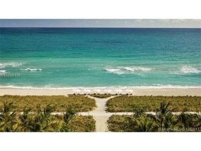 9111 Collins UNIT N519, Surfside, FL 33154 - MLS#: A10388156