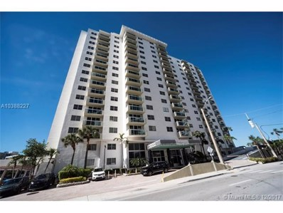 3000 S Ocean Dr UNIT 1410, Hollywood, FL 33019 - MLS#: A10388227