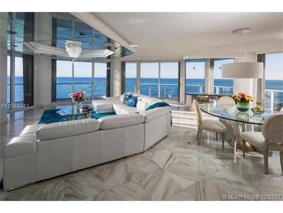 16445 Collins Ave UNIT 1221, Sunny Isles Beach, FL 33160 - MLS#: A10388241